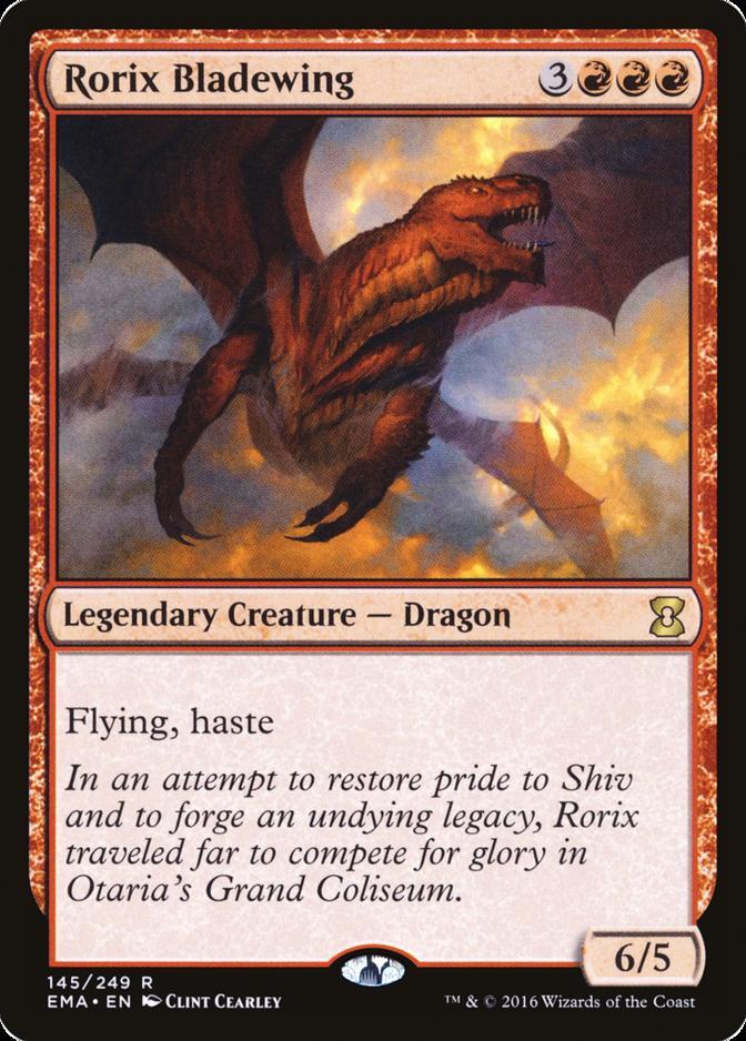 Rorix Bladewing [EMA]
