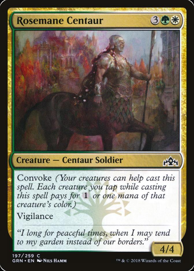 Rosemane Centaur [GRN]