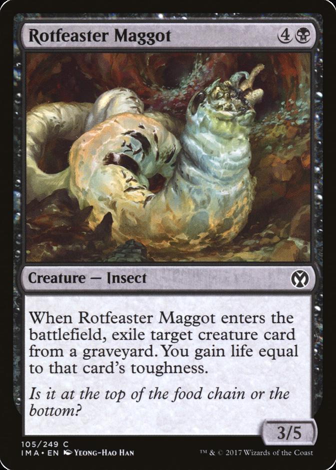 Rotfeaster Maggot [IMA]