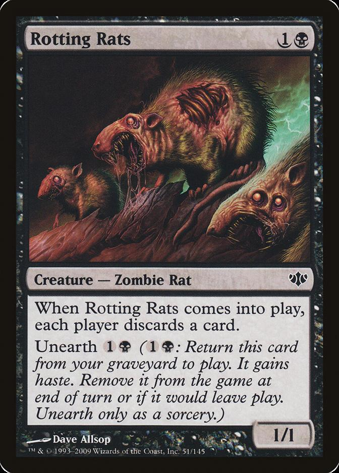 Rotting Rats [CON]