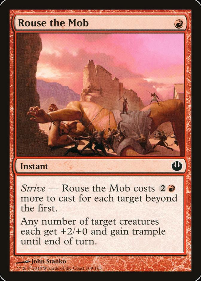 Rouse the Mob [JOU] (F)