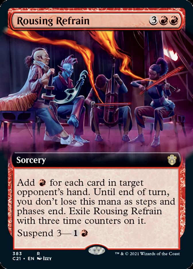 Rousing Refrain <extended> [C21]