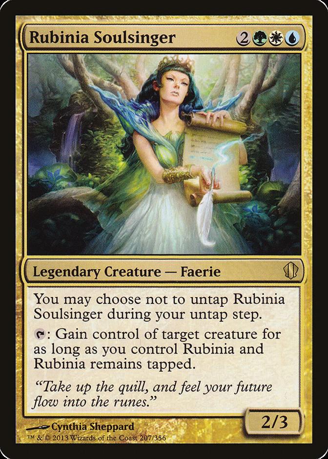 Rubinia Soulsinger [C13]