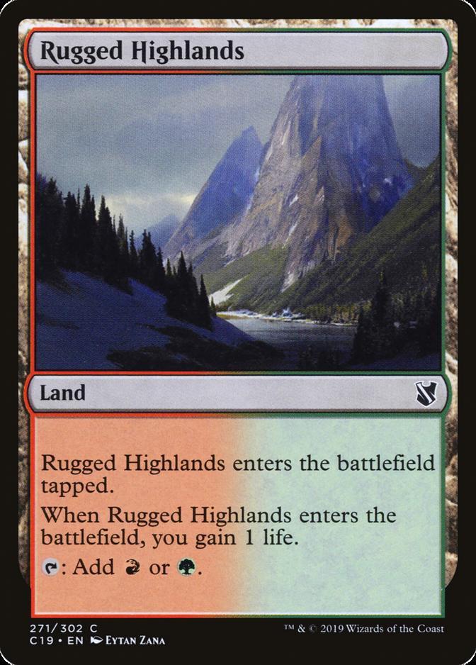Rugged Highlands [C19]
