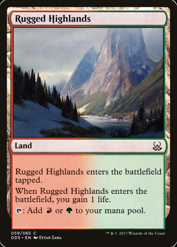 Rugged Highlands [DDS]