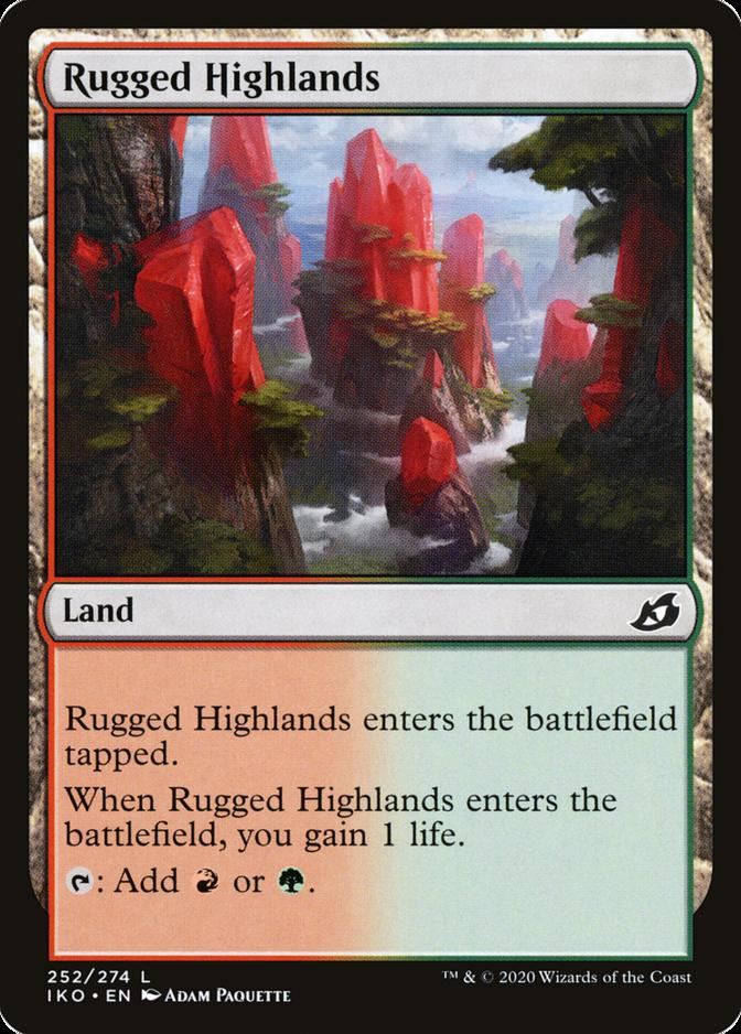 Rugged Highlands [IKO]