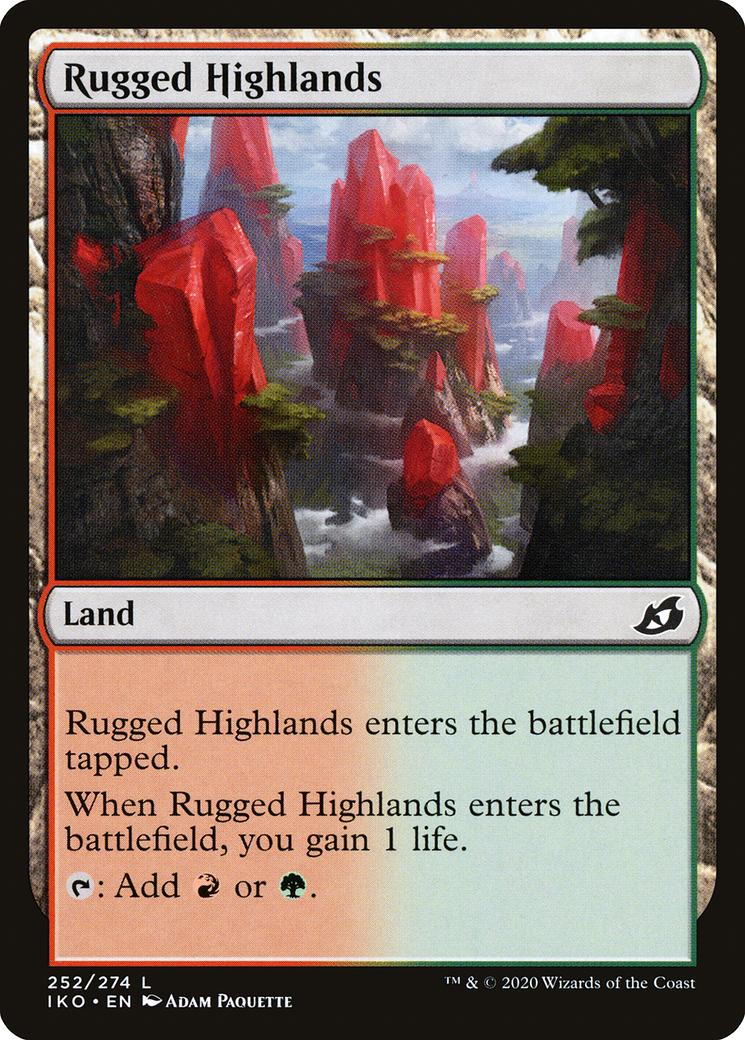 Rugged Highlands [IKO]