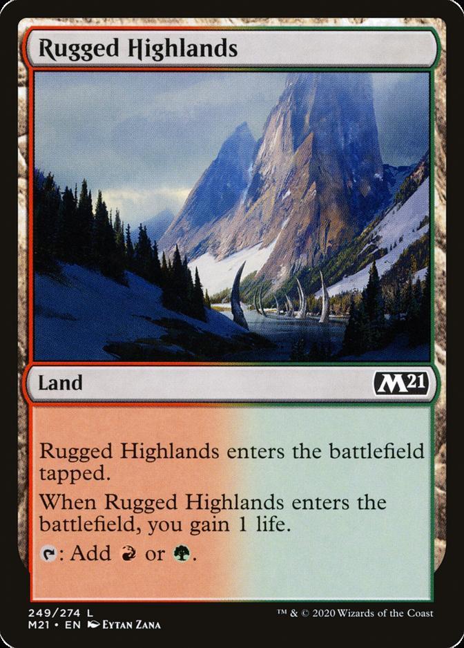 Rugged Highlands [M21]