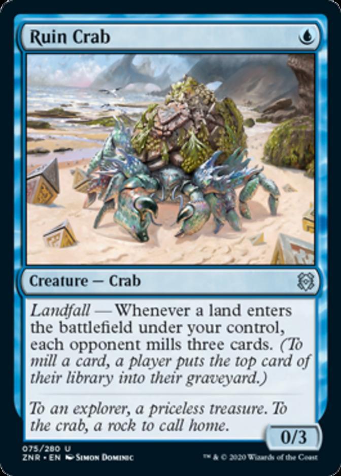 Ruin Crab [ZNR]
