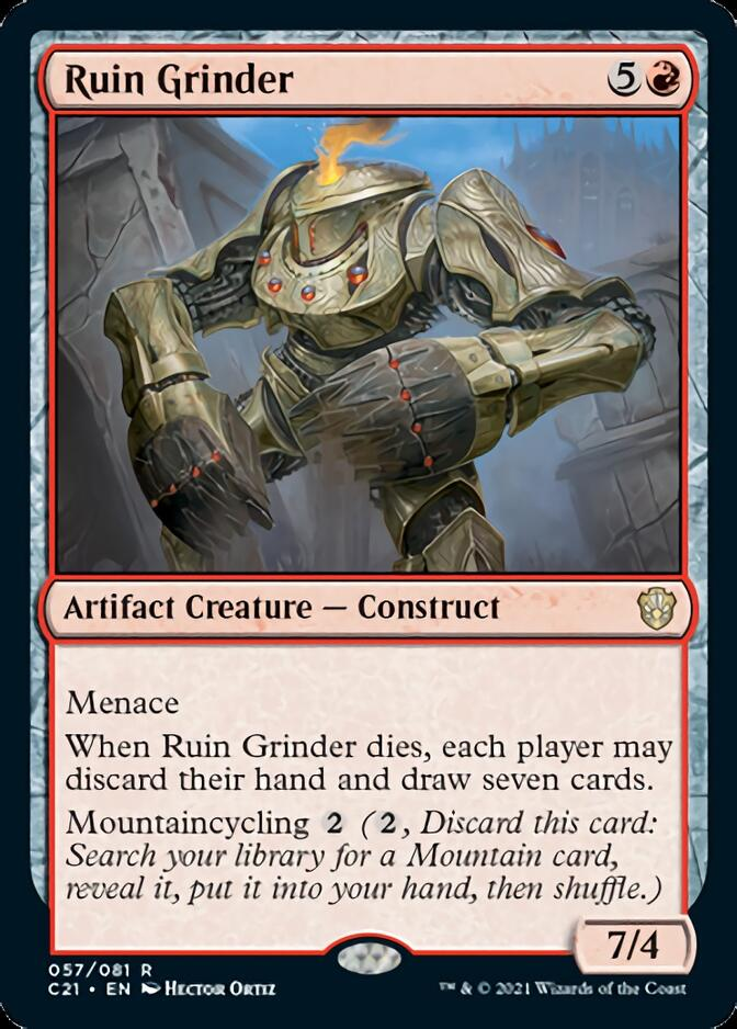Ruin Grinder [C21]