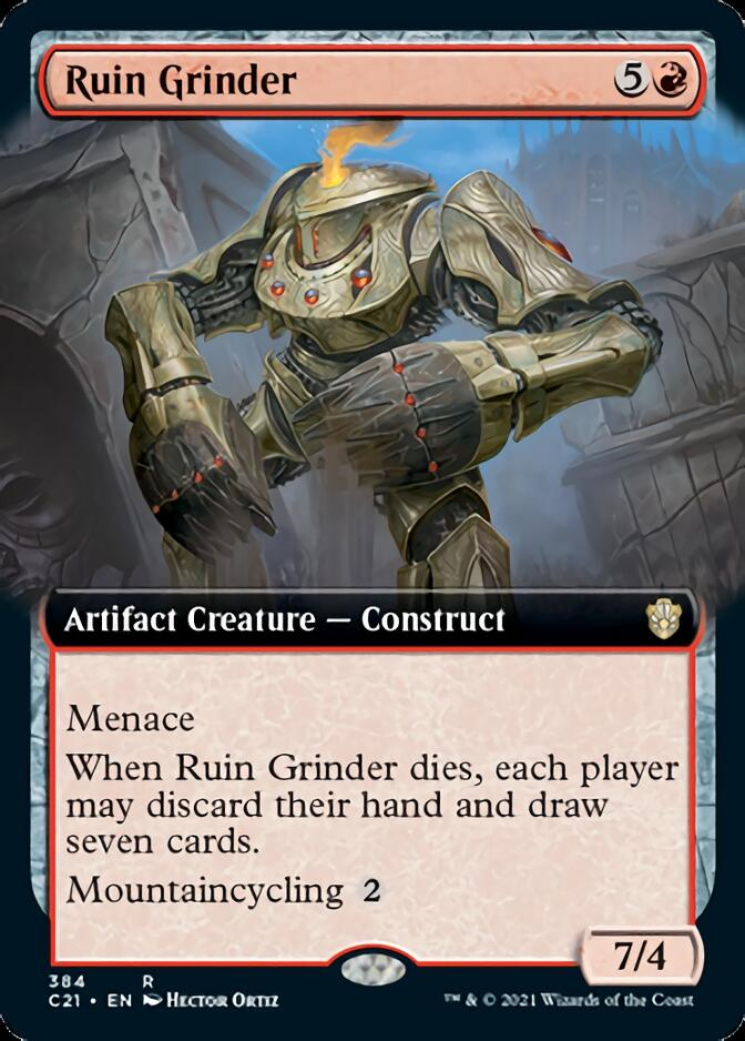 Ruin Grinder <extended> [C21]
