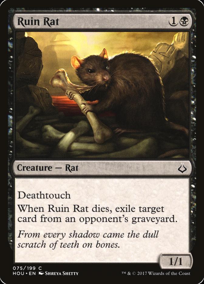 Ruin Rat [HOU]