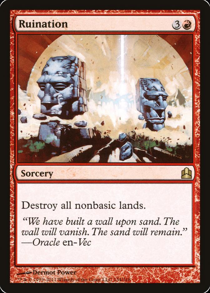 Ruination [CMD]