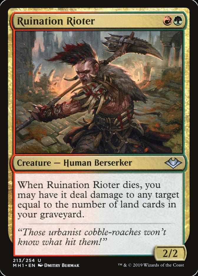 Ruination Rioter [MH1]