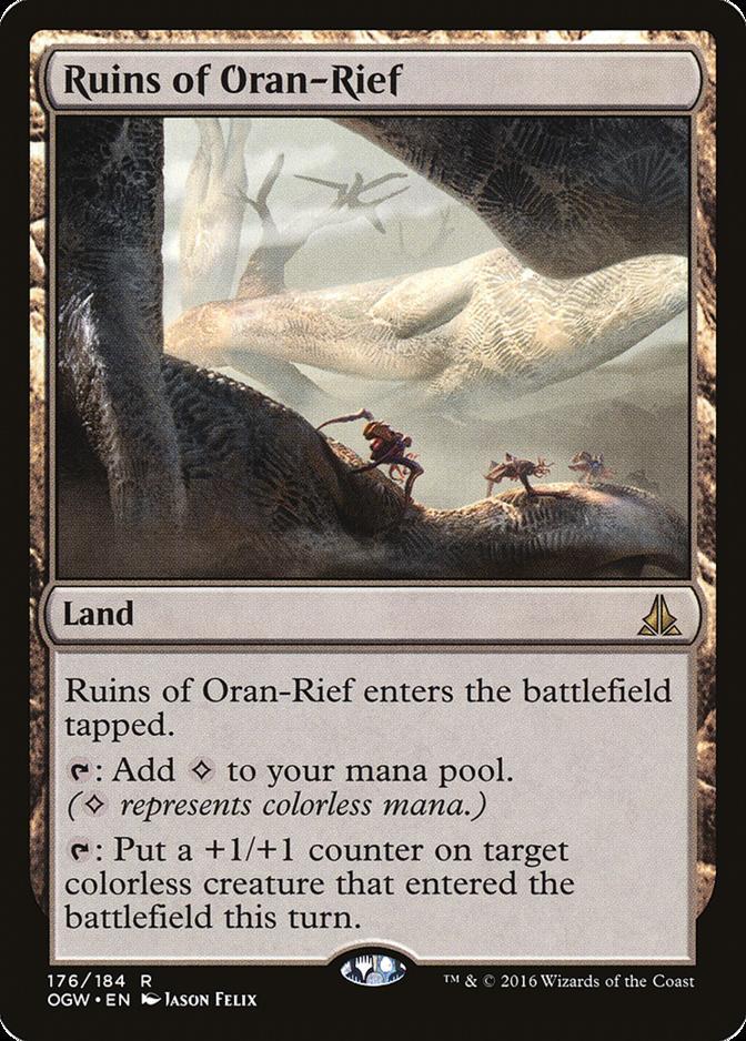Ruins of Oran-Rief [OGW]