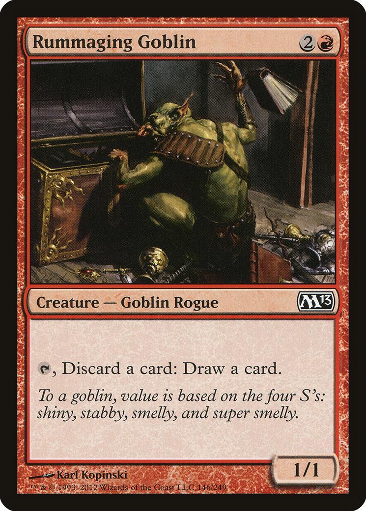 Rummaging Goblin [M13]
