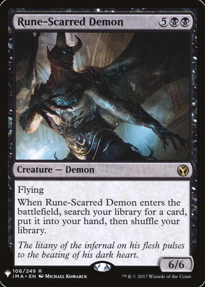 Rune-Scarred Demon [MB1]