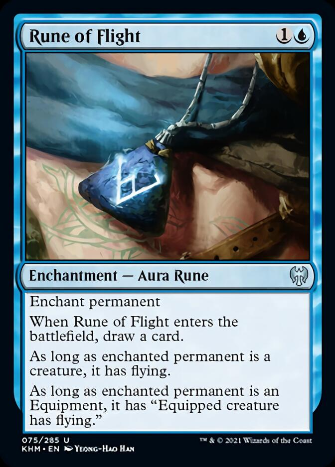 Rune of Flight [KHM]