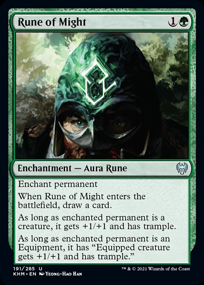 Rune of Might [KHM]
