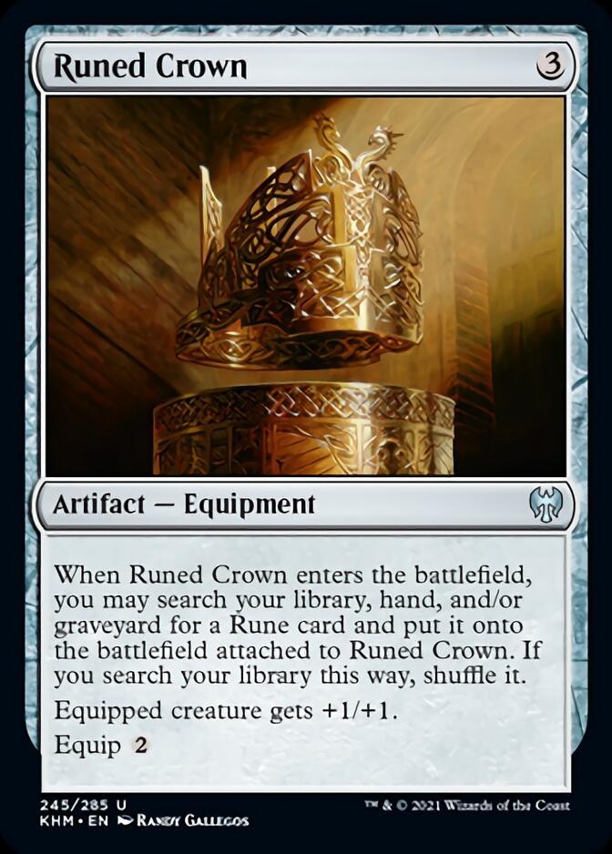 Runed Crown [KHM]