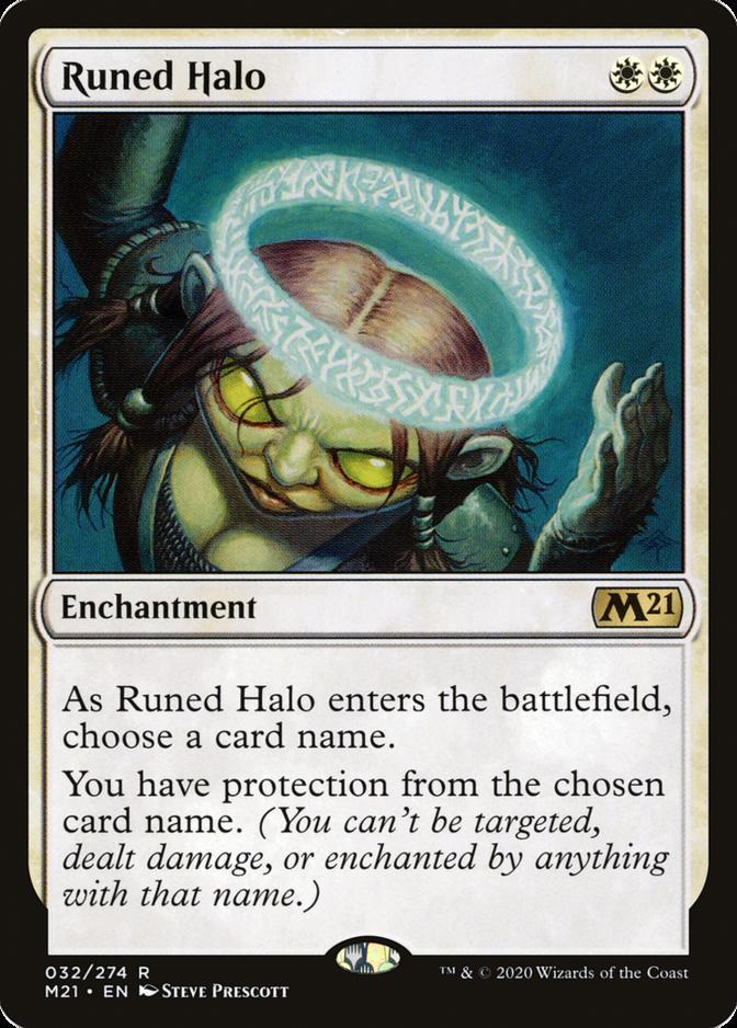 Runed Halo [M21]
