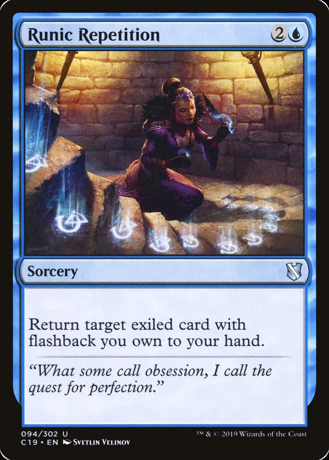 Runic Repetition [C19]