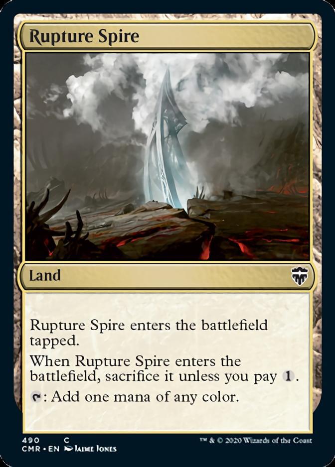 Rupture Spire [PCMR]