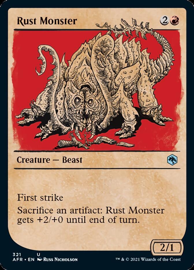 Rust Monster <showcase> [AFR]
