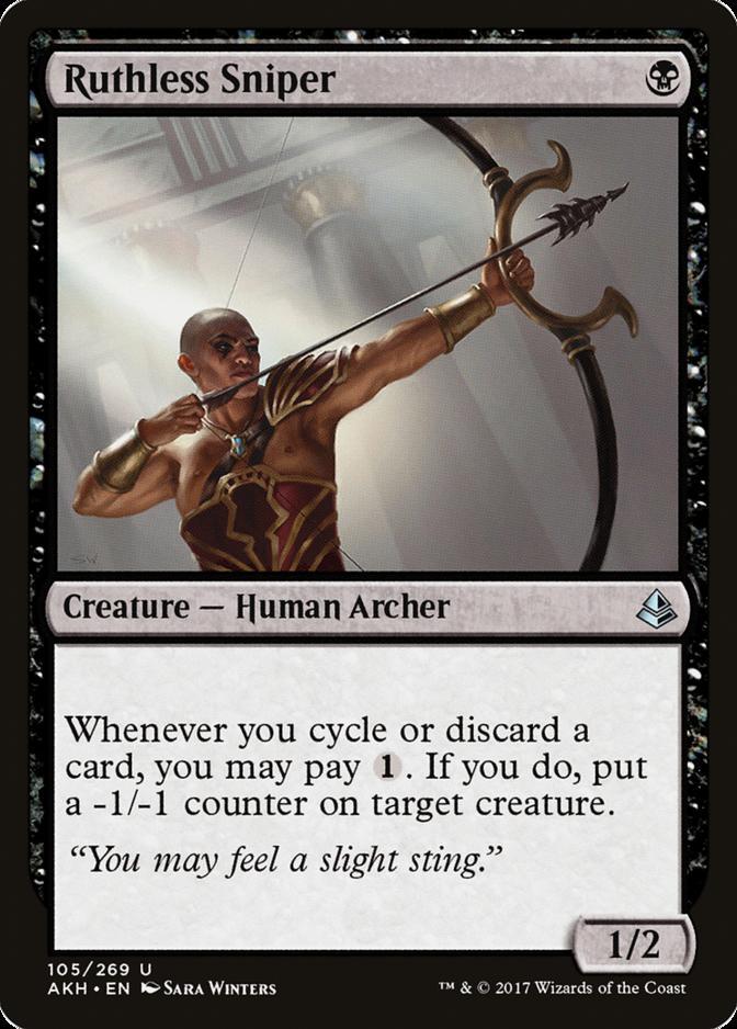 Ruthless Sniper [AKH]