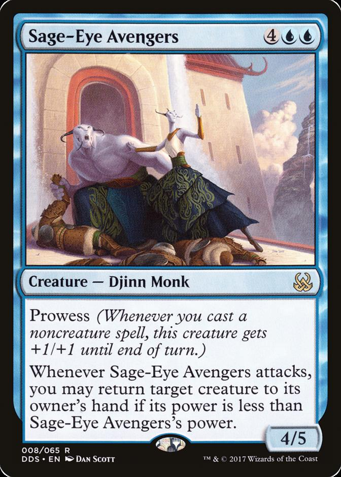 Sage-Eye Avengers [DDS]