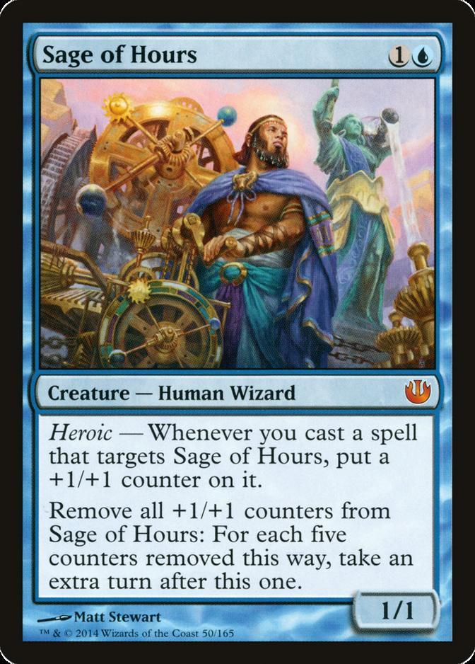 Sage of Hours [JOU]