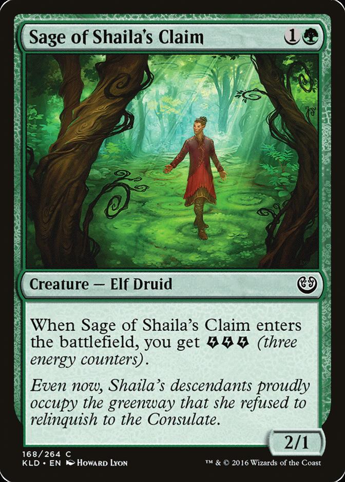 Sage of Shaila's Claim [KLD]