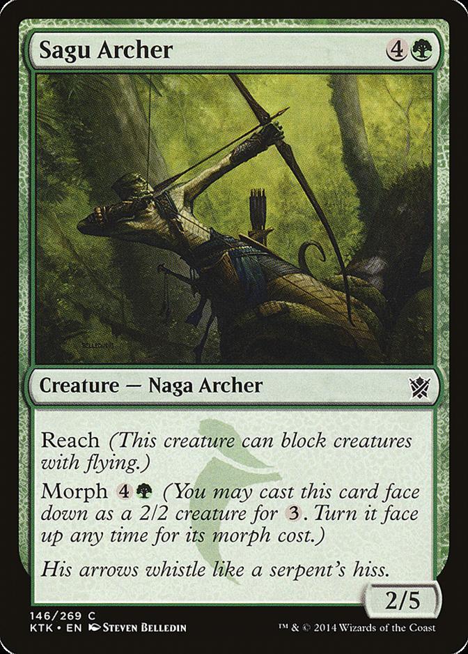 Sagu Archer [KTK]