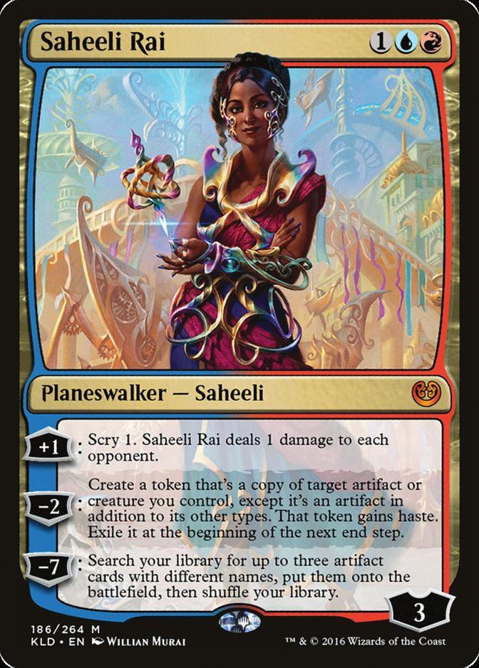 Saheeli Rai [KLD]