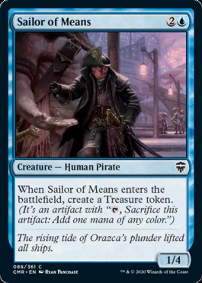 Sailor of Means [CMR]