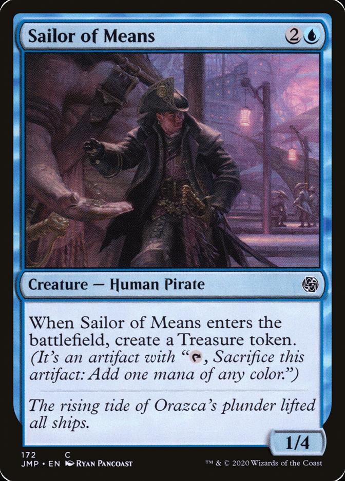 Sailor of Means [JMP]