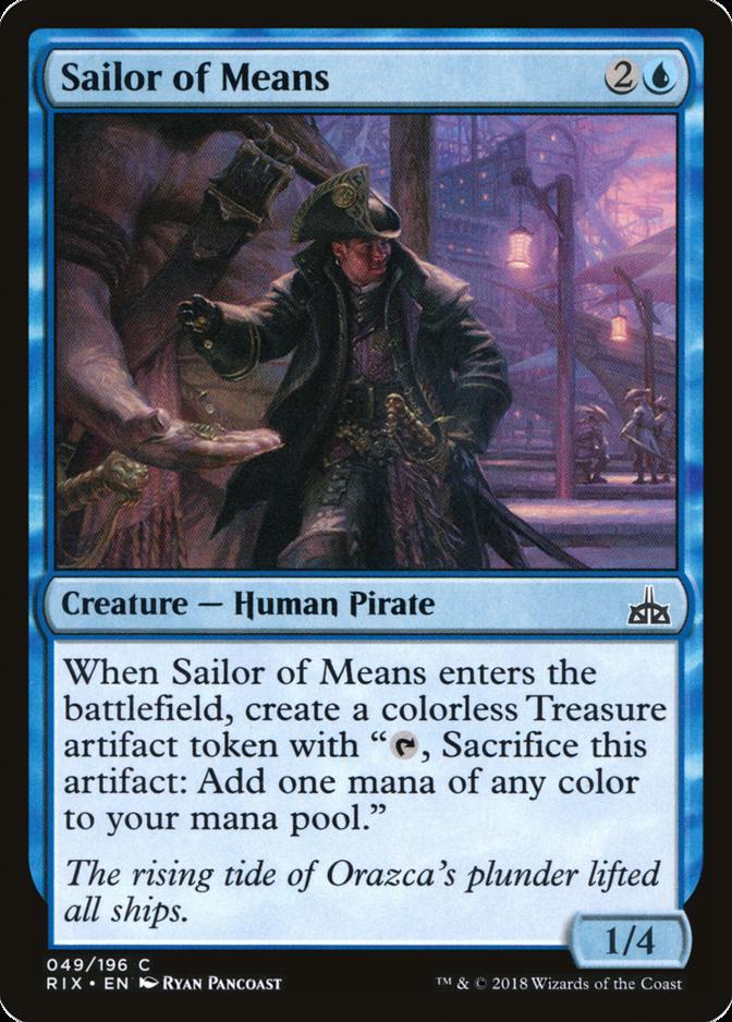 Sailor of Means [RIX]