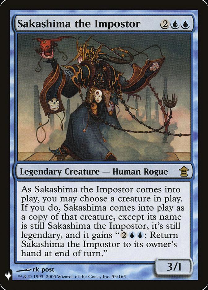 Sakashima the Impostor [MB1]