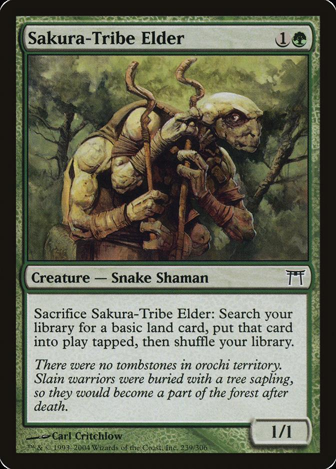 Sakura-Tribe Elder [CHK]