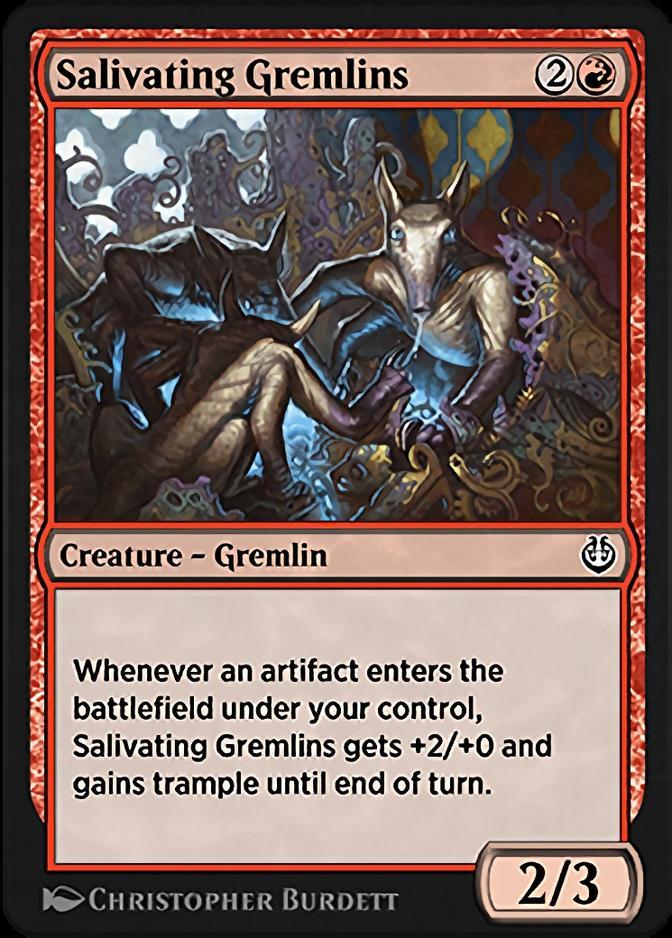 Salivating Gremlins [KLR]