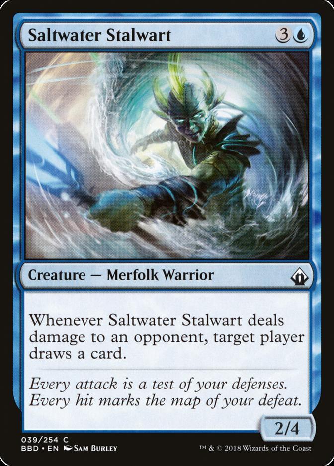 Saltwater Stalwart [BBD]
