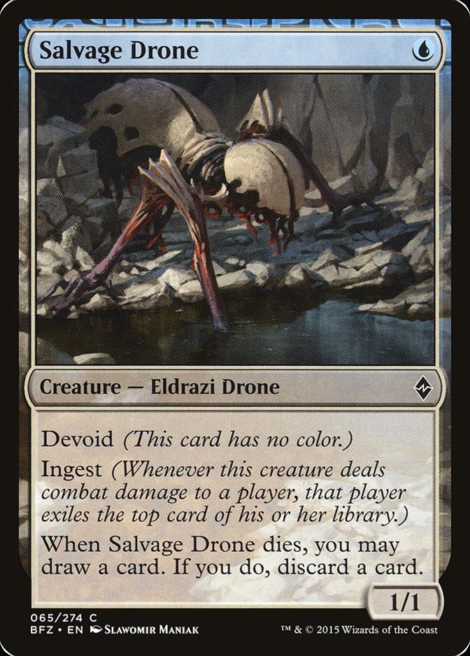 Salvage Drone [BFZ]