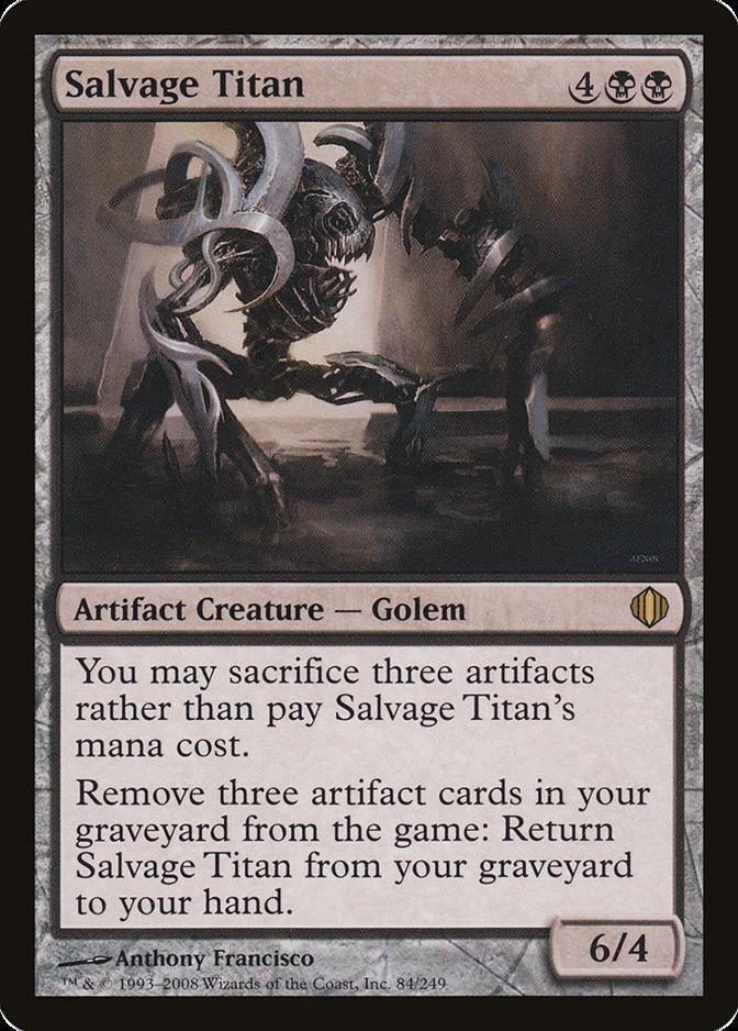 Salvage Titan [ALA]