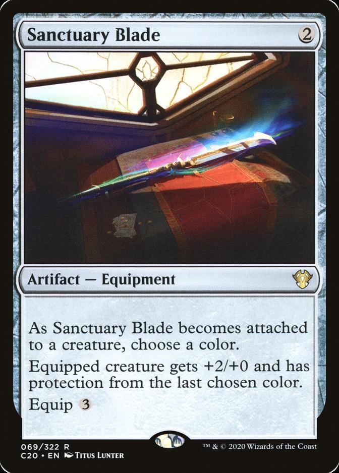Sanctuary Blade [C20]