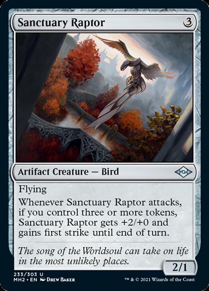 Sanctuary Raptor [MH2]