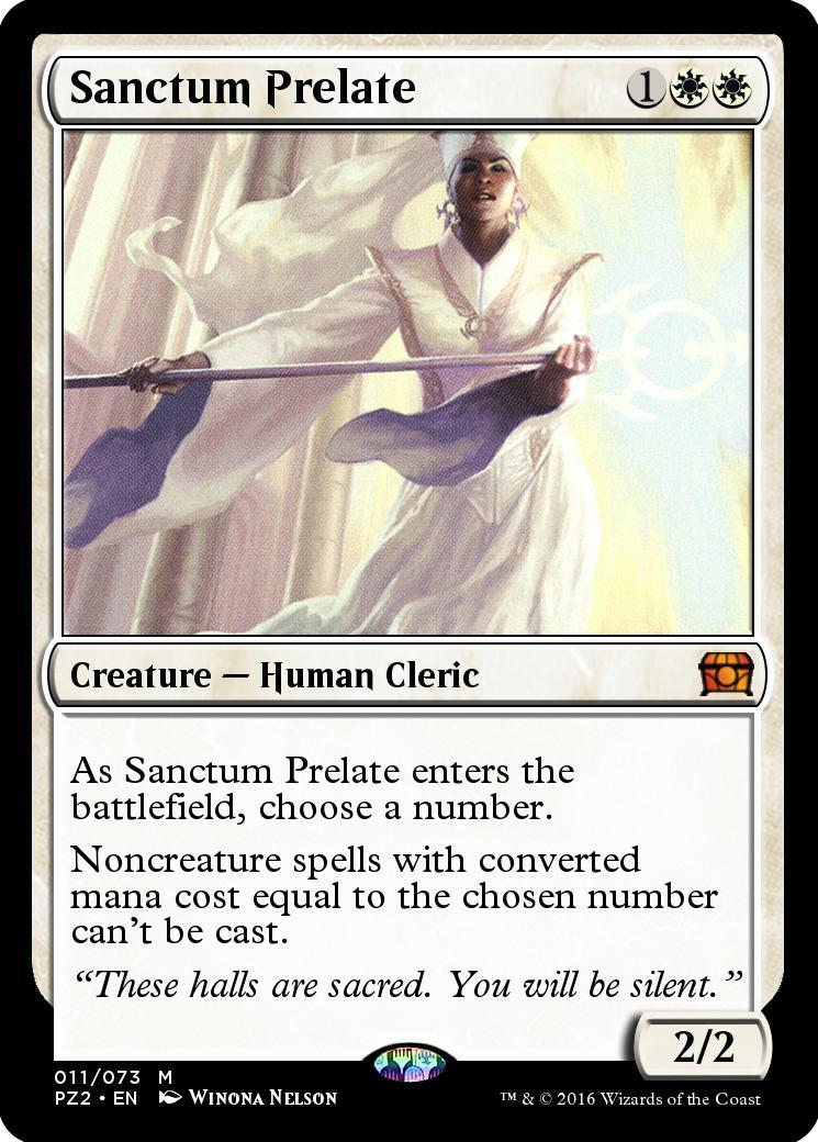 Sanctum Prelate [PZ2]