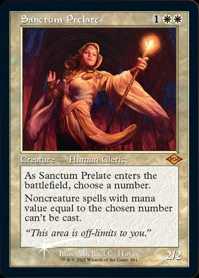 Sanctum Prelate <buy-a-box> [MH2] (F)