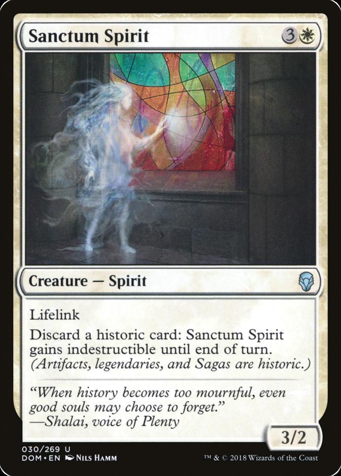 Sanctum Spirit [DOM]