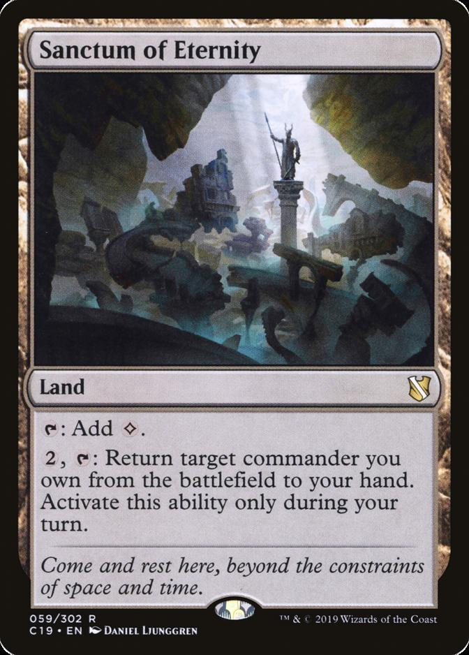 Sanctum of Eternity [C19]