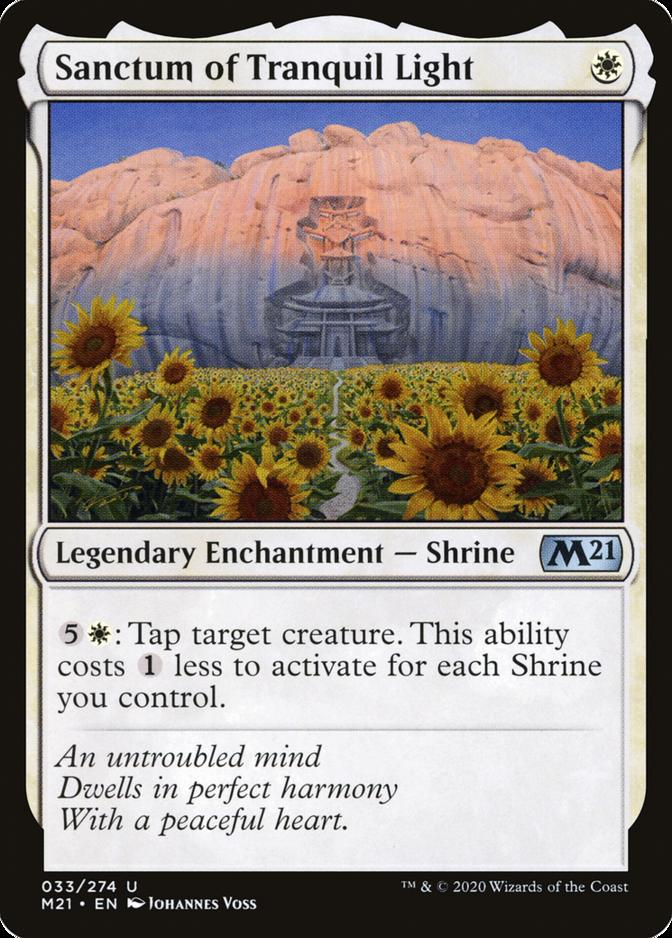 Sanctum of Tranquil Light [M21]